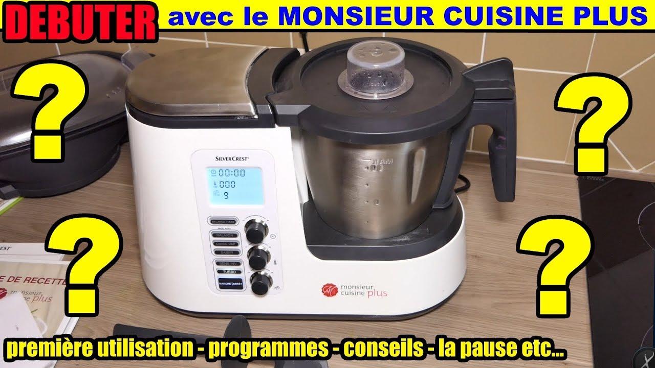 D buter avec monsieur cuisine plus lidl silvercrest for Robot monsieur cuisine plus