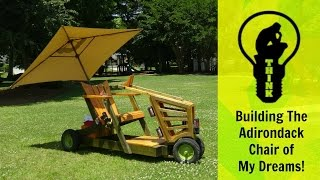 DIY -  Go Cart/ Adirondack Chair with a Drill