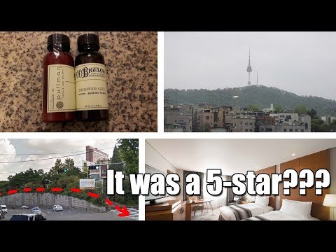 Grand Ambassador Seoul [S. Korea Hotel Reviews Part 2]