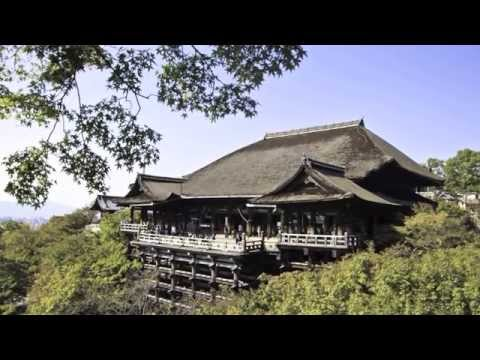 kyoto - Japan - UNESCO World Heritage