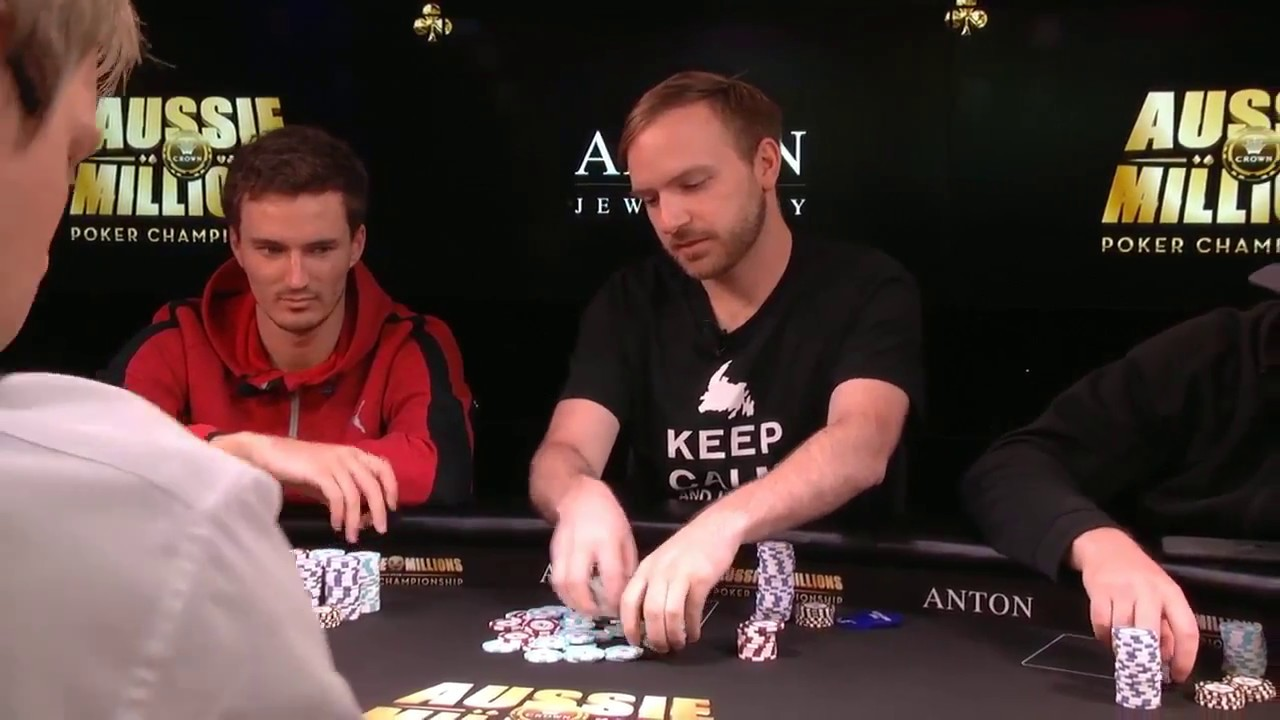 Aussie Millions 2017: Super High Roller, $100k Challenge - FINAL TABLE