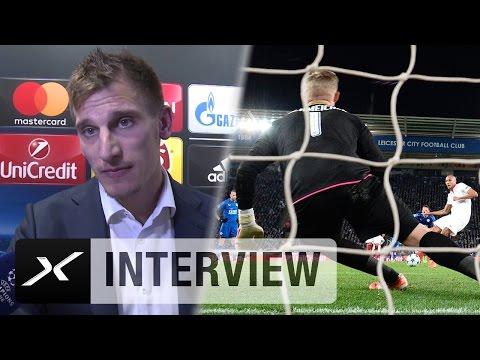 Marc Albrighton: Kasper Schmeichel? Besser geht es nicht! | Leicester City - FC Sevilla