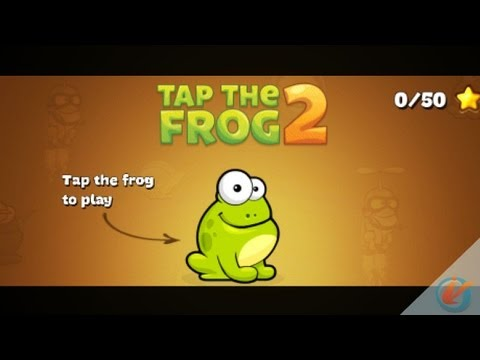 Tap The Frog 2 - iPhone Game Trailer