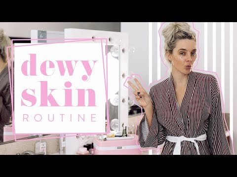 DEWY SKINCARE ROUTINE: STEPS TO SUPERFOOD STEAM YOUR FACE