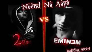 Neend Na Aaye - Tupac & Eminem Indian Remix