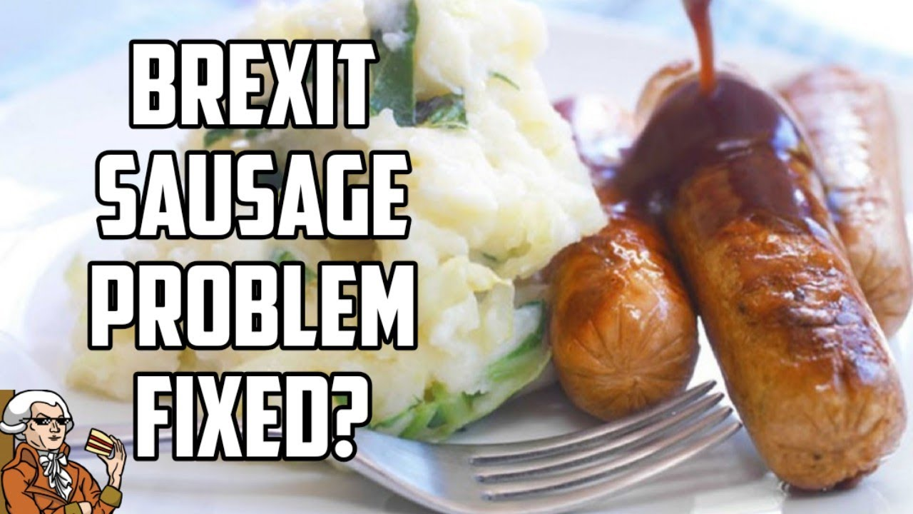NI Businesses To Replace GB Sausages!