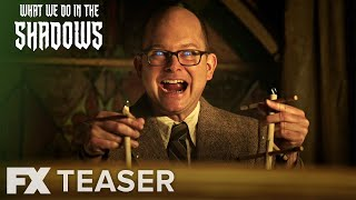 What We Do in the Shadows | Season 2: Roommates Teaser | FX