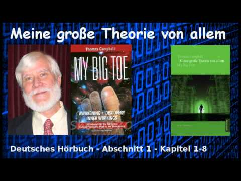 Hörbuch My Big TOE - Buch 1 - Kapitel 1-8 - Tom Campbell