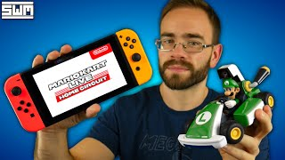 Here's What I Think About Mario Kart Live Home Circuit
