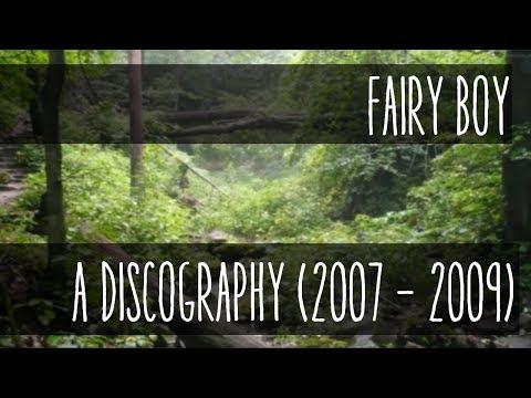 Fairy Boy - Jump Ship: A Discography (2007 - 2009)