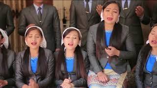 Lunglei District PYD Choir - Kan dam love Video