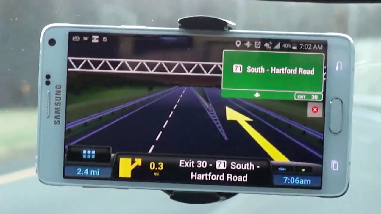 Review CoPilot GPS For Android YouTube - Sygic gps review