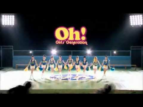 "Girls' Generation - ""Oh!"" Korean Only Dance Ver. Music Video 少女時代 소녀시대"