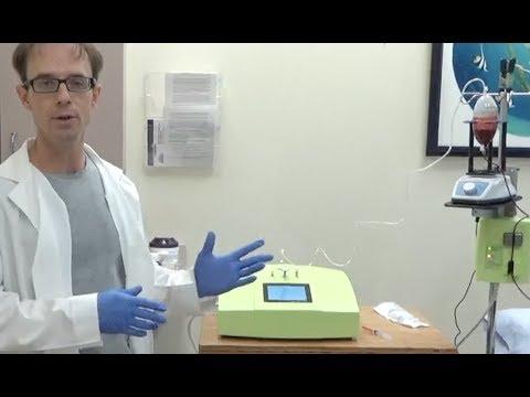10 Pass Hyperbaric IV Ozone   Parkinson's Institute of Sarasota