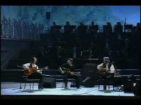 Paco De Lucia, John Mclaughlin y Al Di Meola - Mediterranean