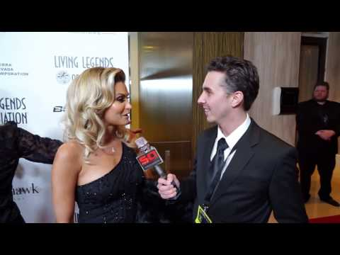 Celebrity Spotlight: Sonia Rockwell at 14th Annual Living Legends in Aviation