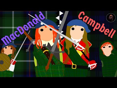 Why Does Clan MacDonald Hate Clan Campbell