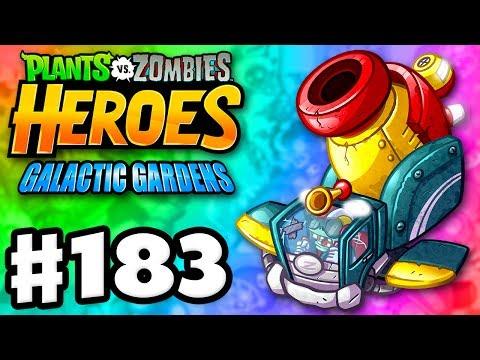Zombot Battlecruiser 5000 Legendary! - Plants vs. Zombies: Heroes - Gameplay Walkthrough Part 183