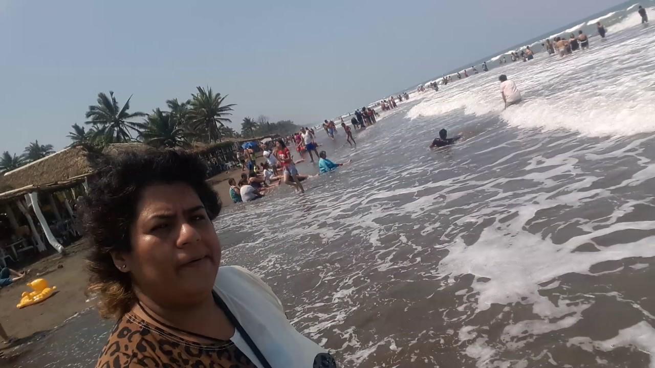 Playa casitas tecolutla veracruz youtube for Casitas veracruz
