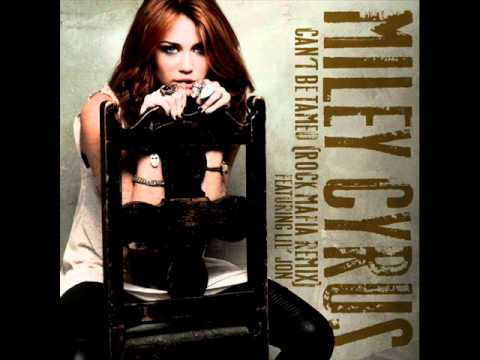 Miley Cyrus - Can't Be Tamed (Rock Mafia Remix) Featuring Lil' John