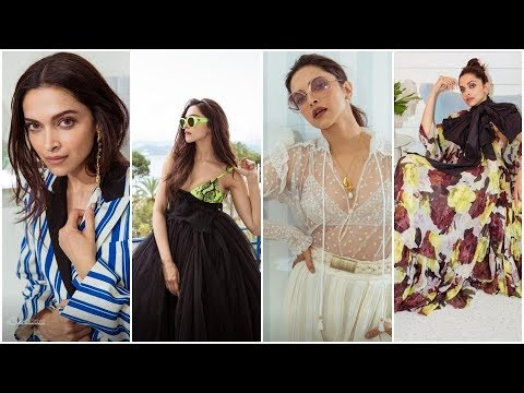Deepika Padukone Hot outfits of Cannes 2019