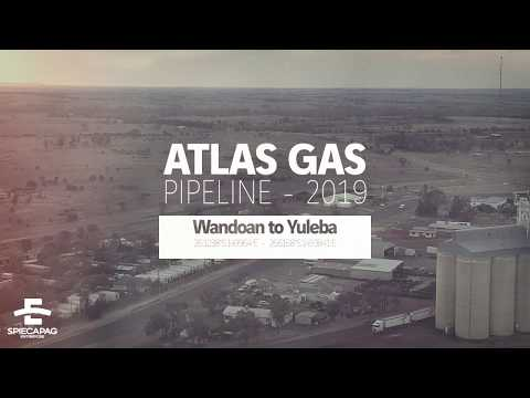 Atlas Gas Pipeline Project