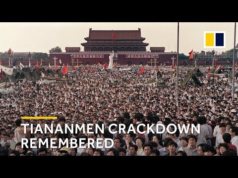 Hong Kong activists fight to keep memory of Tiananmen Square crackdown alive