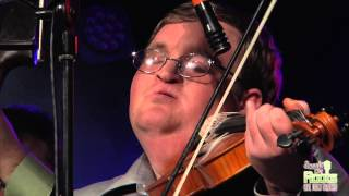 Born blind and 80% deaf, he is one of finest bluegrass violinist