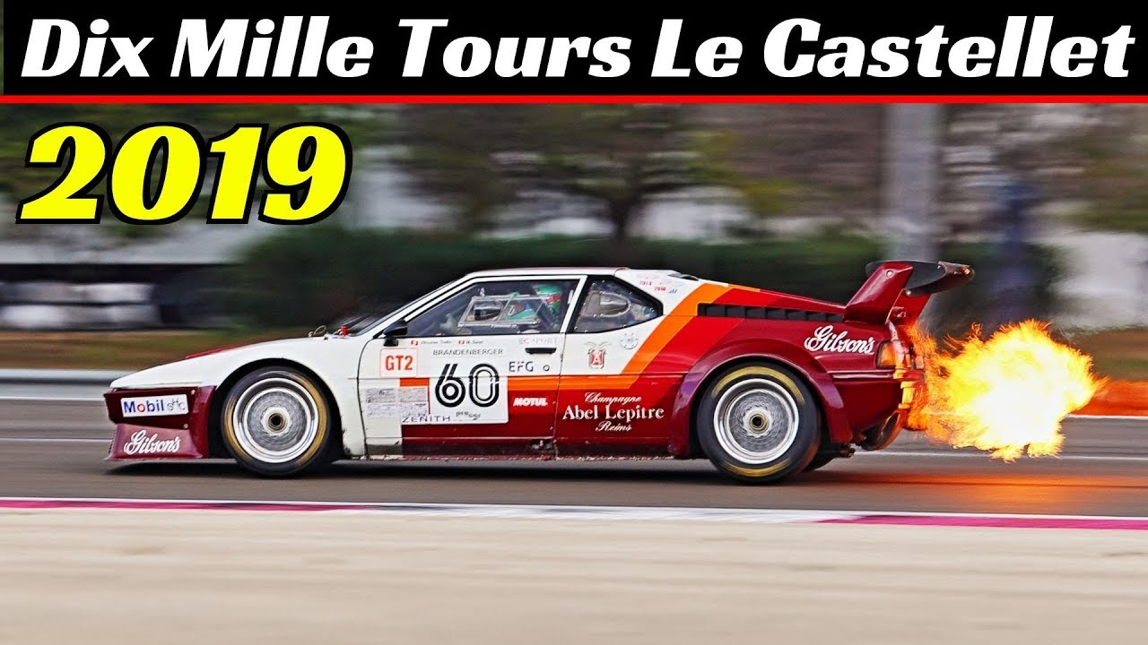 Dix Mille Tours Le Castellet 2019 By Peter Auto Circuit Paul