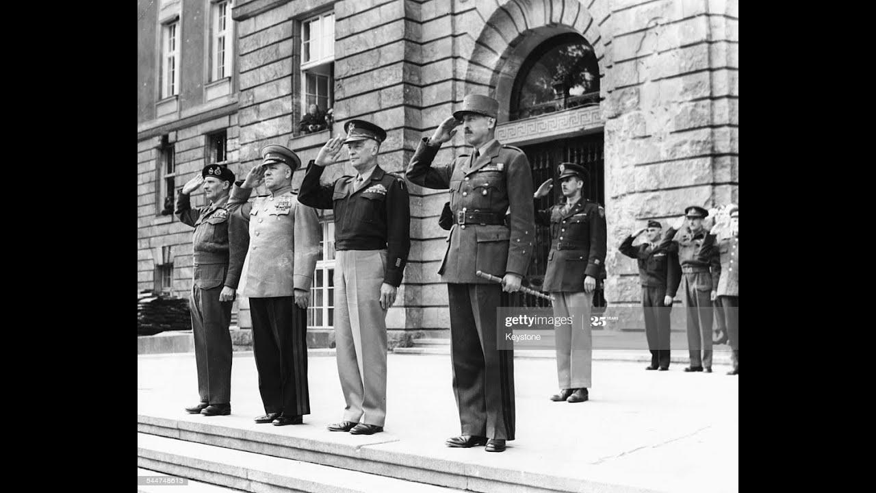 Download Allied Commanders of World War II European Theater Tier List Ranking (feat. Sean Chick)