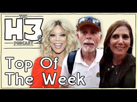 H3 Podcast #31 - Streamer finds my parents in Spain, Who is Wendy Williams? Payday 2 DLC