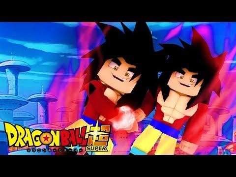 Minecraft  Who's Your Family? FILHO DO GOKU SUPER SAYAJIN 4 DRAGON BALL GT SUPER !