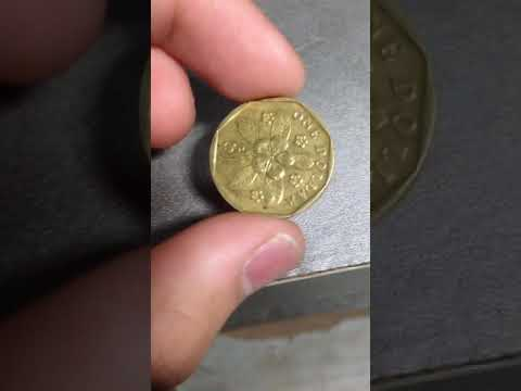 One Dollar Coin From Singapore From 1997 Worth $ 100 Billion Dollars Or 5 Trillion Pesos