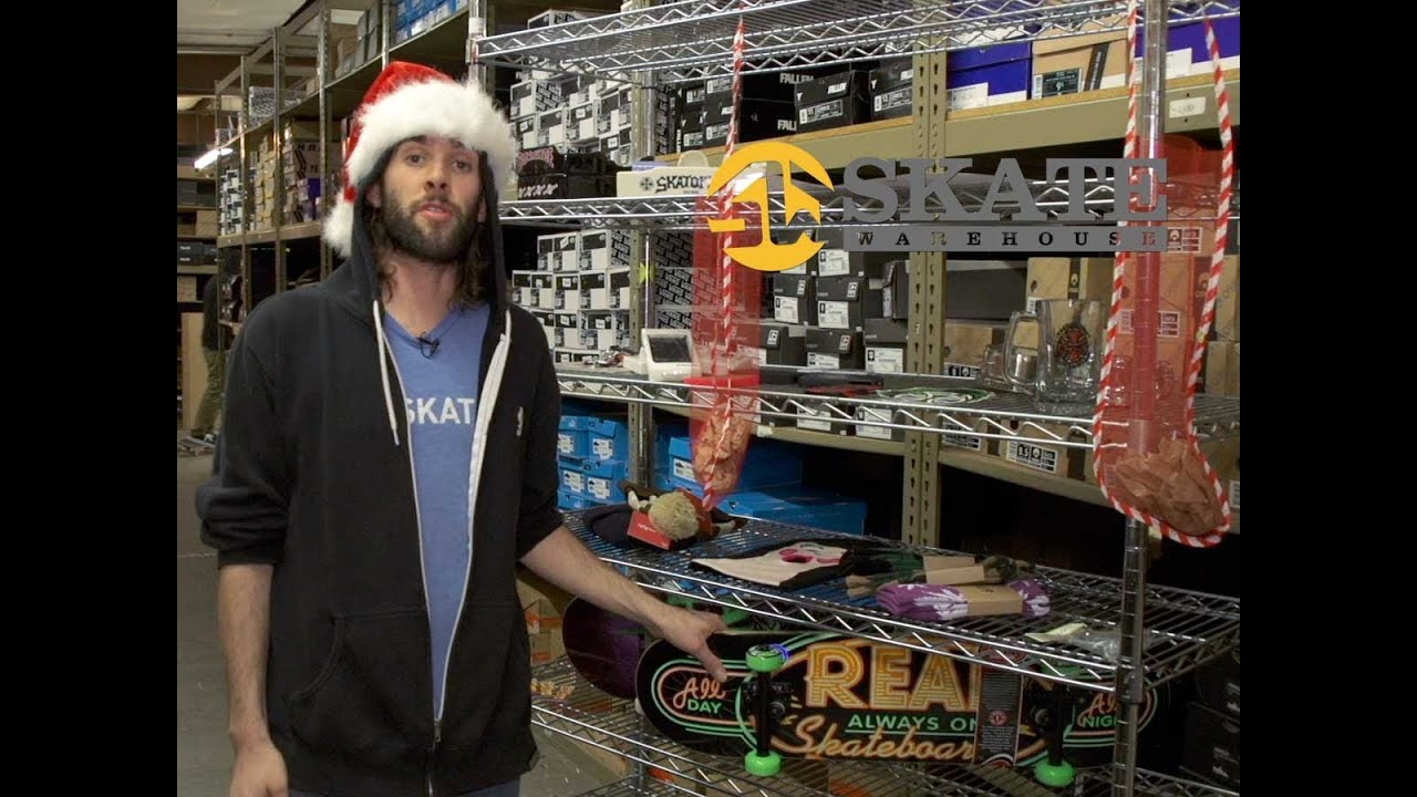 Skate Warehouse Videos   Holiday 2012 Gift Ideas