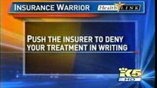 Insurance Warrior Interview -- King 5 TV