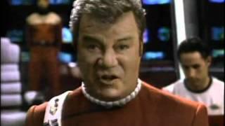 William Shatner As Kirk In DirecTV Commercial (2006)