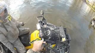 Квадроциклы. 03.11.2013 Плотина Марьино (ATV Солнцево)(, 2013-11-04T22:22:38.000Z)