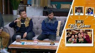 CJR Kembali Lengkap dengan 4 Membernya - Ini Talk Show 5 February 2016