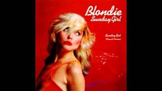 Blondie  Sunday Girl  (French Version)