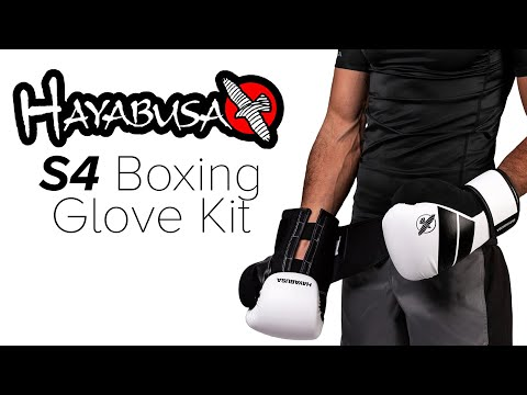 Hayabusa S4 Boxing Gloves - Product Overview