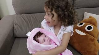 VALENTINA E A Bebê Reborn - Continue a História parte 01