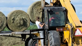 SIANOKOSY 2018 ☆dziewczyny na traktory!☆