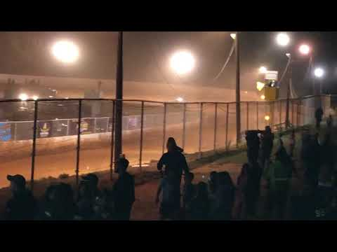 03/23/2019 East Lincoln Speedway Thunder Bomber Feature. #99 Hilton Wins!