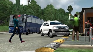 Euro Truck Simulator 2 : Bos Besar Test Drive New Fortuner l MAP ICRF