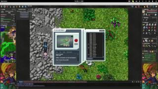 lvl 20 Usando uma Master Ball no Tropius -- (PokeXGames) - Servidor Red -