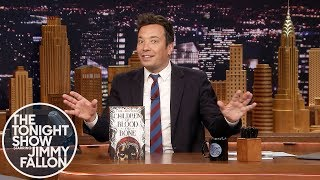 Jimmy Reveals the Winner of Tonight Show Summer Reads
