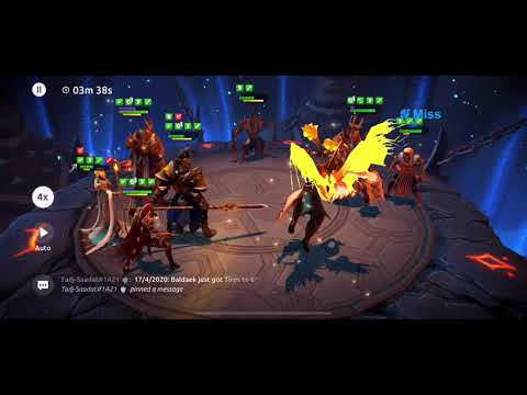 Age Of Magic - Magnus, The True Archon King And 3 Stars King