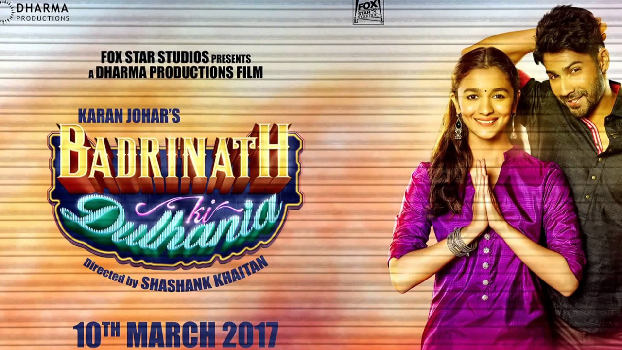 badrinath ki dulhania full movie download hd 1080p torrent