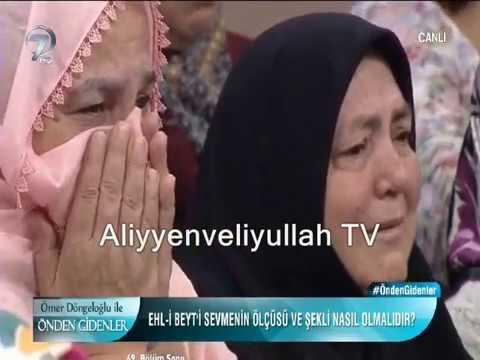 Kerbela Olayını Anlatırken Gözyaşlarına Boğuldu