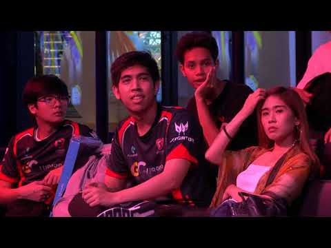 ROG MASTERS Thailand Grand Final 1st Day Part 1